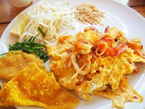 PadThai -specjały tajskiej kuchni